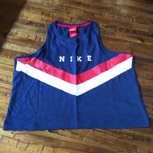 (2 for 10) Nike Crop top!